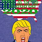 Tramp US President For The Second Time 2020 by osamaandosama