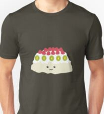 Niedliches Kawaii Pavlova Slim Fit T-Shirt