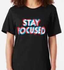 Stay Focused Slim Fit T-Shirt