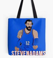 Steven Adams Tote Bag