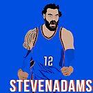 «Steven Adams» de nbagradas