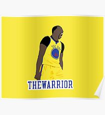 Draymond Green the Warrior Poster
