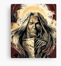 God Emperor - Master Of Mankind Canvas Print