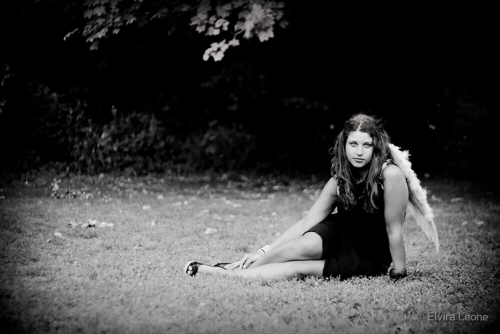 Angel by Elvira Leone