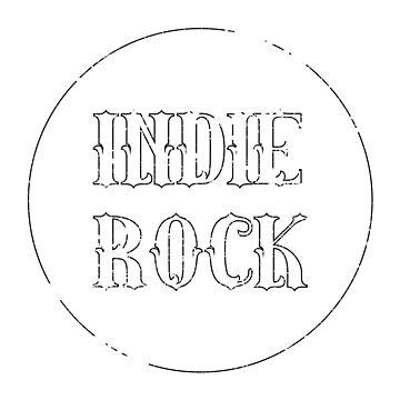 Indie Rock design by hypnotzd