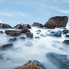 Indian Beach at Ecola State Park, Oregon by Kay Brewer