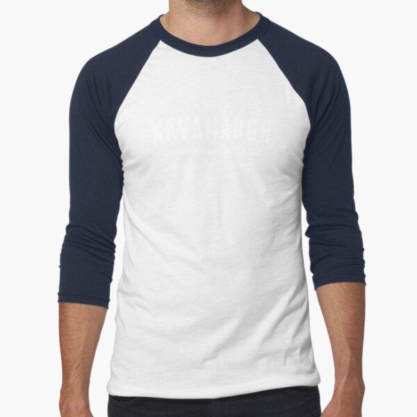 Brett Kavanaugh Baseball ¾ Sleeve T-Shirt
