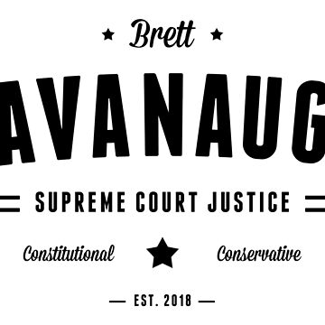 Brett Kavanaugh by morningdance