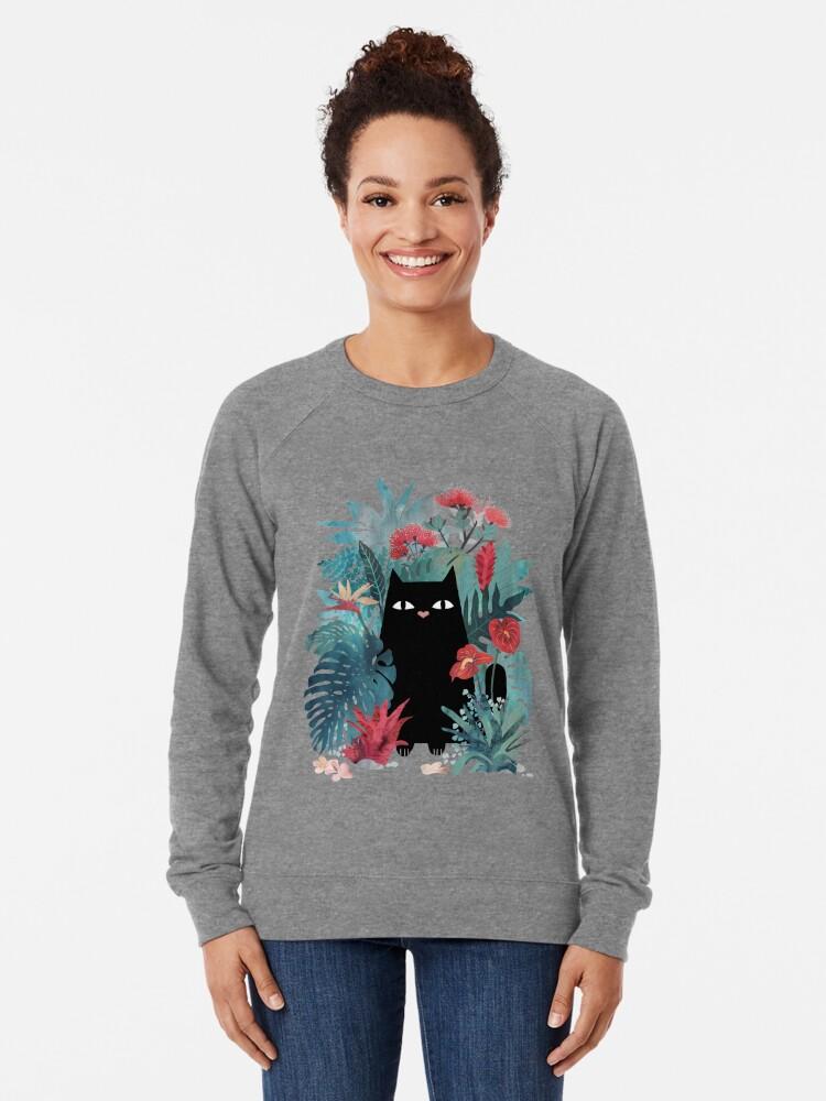 Alternate view of Popoki Lightweight Sweatshirt