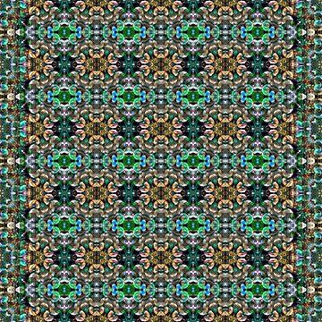Colourful Swirls In a Deep Dream by hugh023