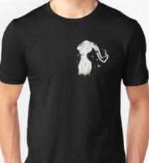 White Malus design Unisex T-Shirt
