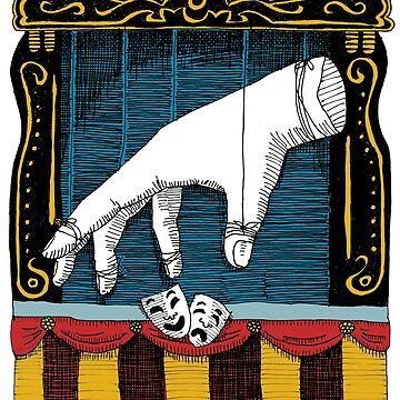 Marionette hand by DouglasZen