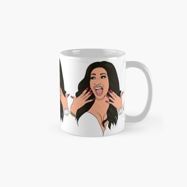 Cardi B Mug classique
