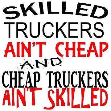 Skilled Truckers by panzerfreeman