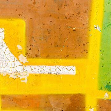 Peeling Paint Art - 2 by heidipics