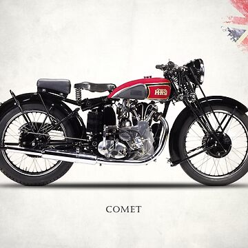 The Series A Comet by rogue-design