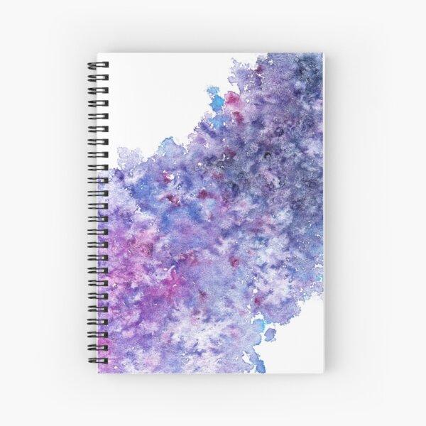 Watercolor Splash II Spiral Notebook