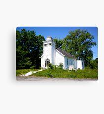ROSEWOOD COMMUNITY CHURCH Canvas Print