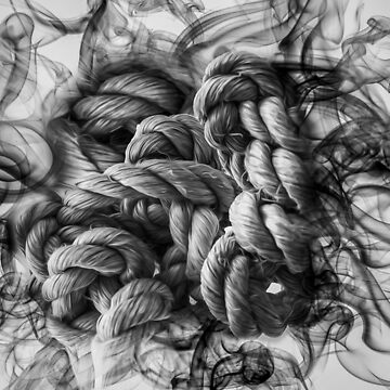 Rope knot smoke effect by Russell102
