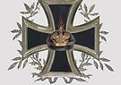 German Iron Cross WWI by edsimoneit