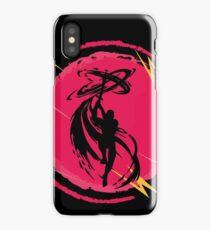 Ninja Shadow Warrior Fighter Fantasy Art  iPhone Case