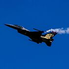 F16 Slow Pass 2 by Andy Thomson Photography Art