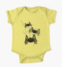 Creepy Spider Invasion Kids Clothes