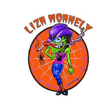 Liza MOANELY by biomek