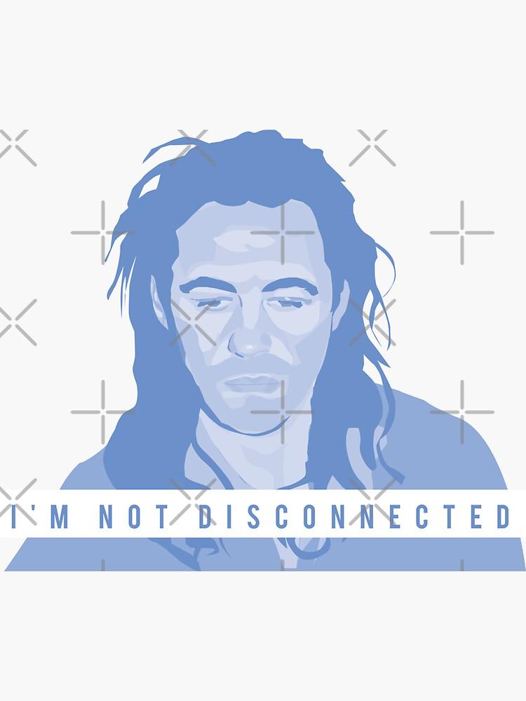 bob geldof ( im not disconnected) by mayerarts