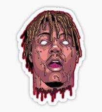 Juice Wrld 999 Head Sticker