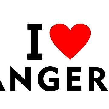 I love Angers city by tony4urban