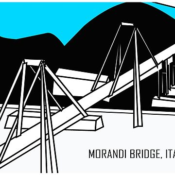 MORANDI BRIDGE by GTARTLAND