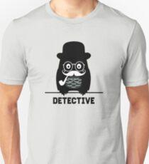 Detective Owl Unisex T-Shirt