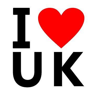 I love UK country by tony4urban