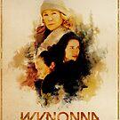 Wynonna Earp - Western Style Cast Poster #18 - Michelle & Wynonna & Waverly by Chantal Zeegers