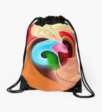 Nautilus Drawstring Bag