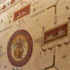 A Wall In The Vatican......................Rome by Fara