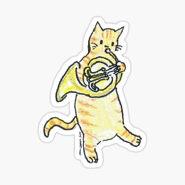 Meowtet: Cori Sticker