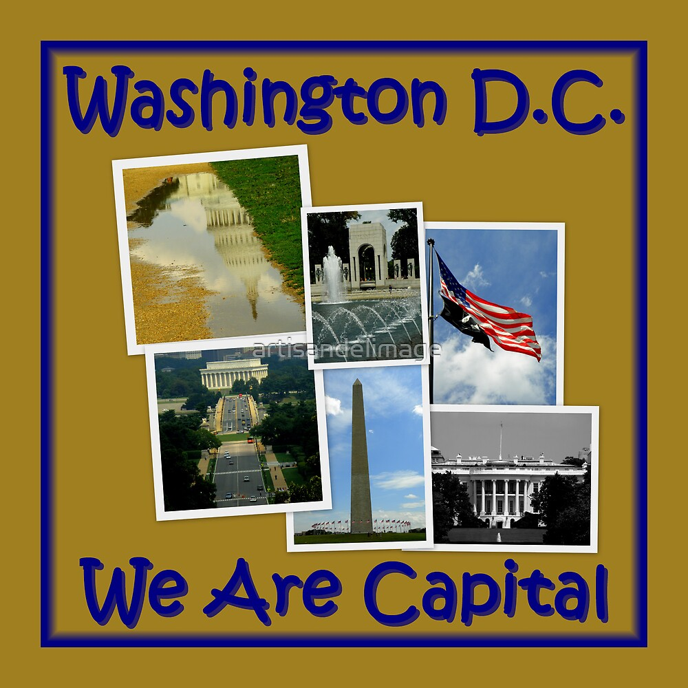 We Are Capital by artisandelimage