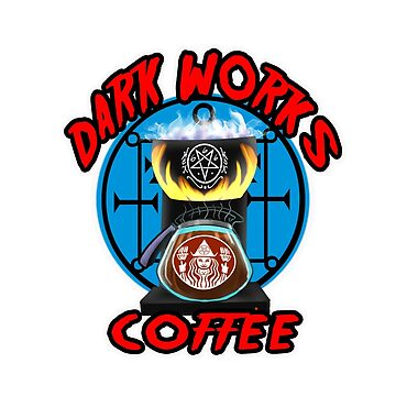 Dark Works Coffee by biomek
