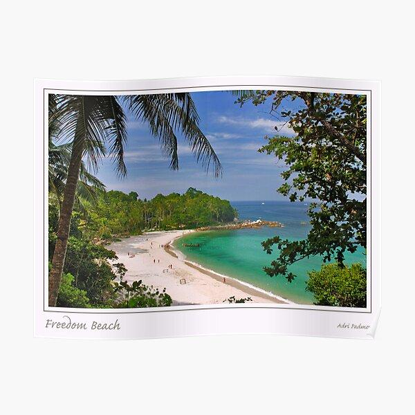 Freedom Beach Poster