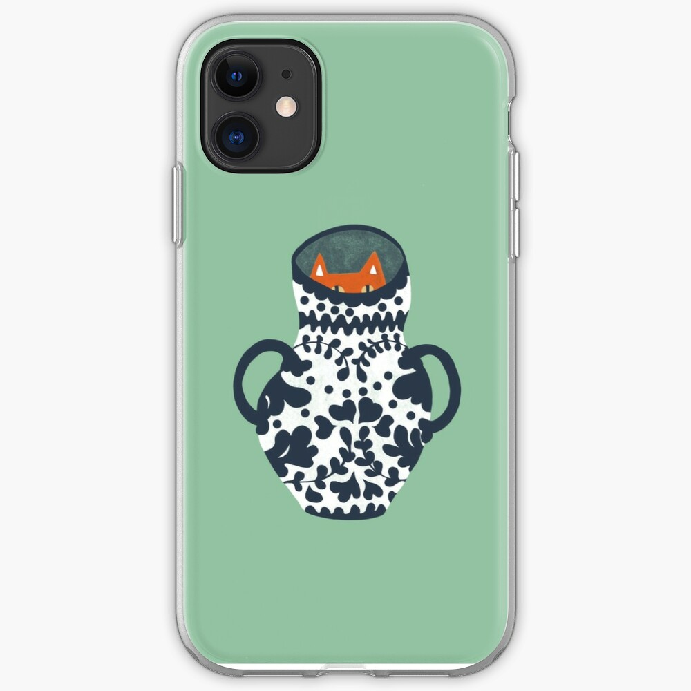 Mysterious iPhone Case & Cover