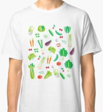 Long live the vegetables! Classic T-Shirt