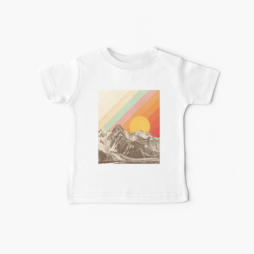 Mountainscape #1 Baby T-Shirt