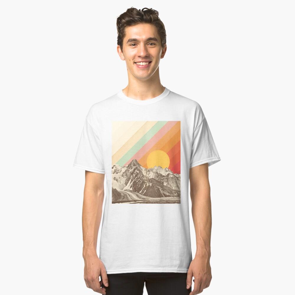 Mountainscape #1 Classic T-Shirt