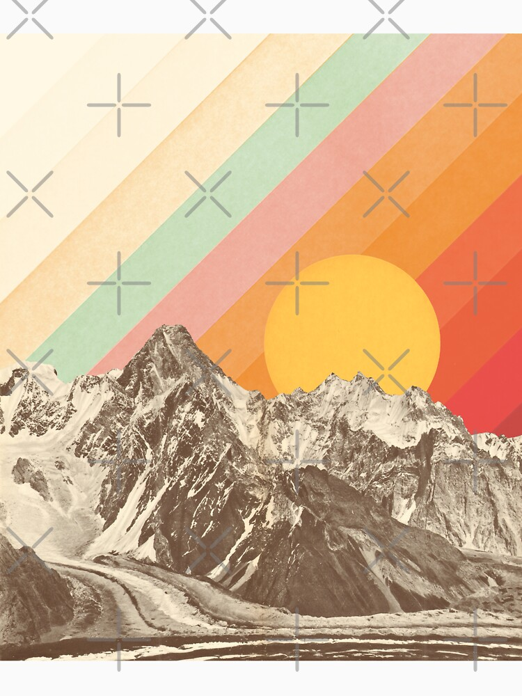 Mountainscape #1 by florentbodart