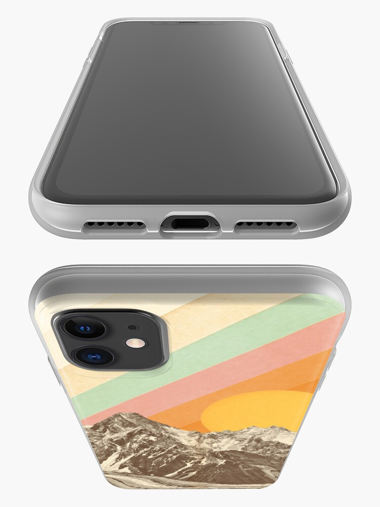 Alternate view of Mountainscape #1 iPhone Case & Cover