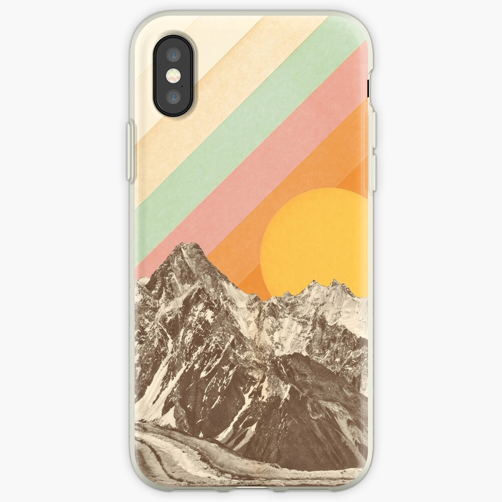 Mountainscape #1 iPhone Case & Cover