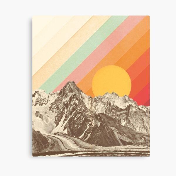 Mountainscape #1 Canvas Print