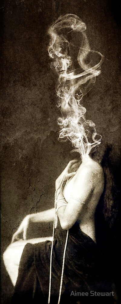 Exhale by Aimee Stewart